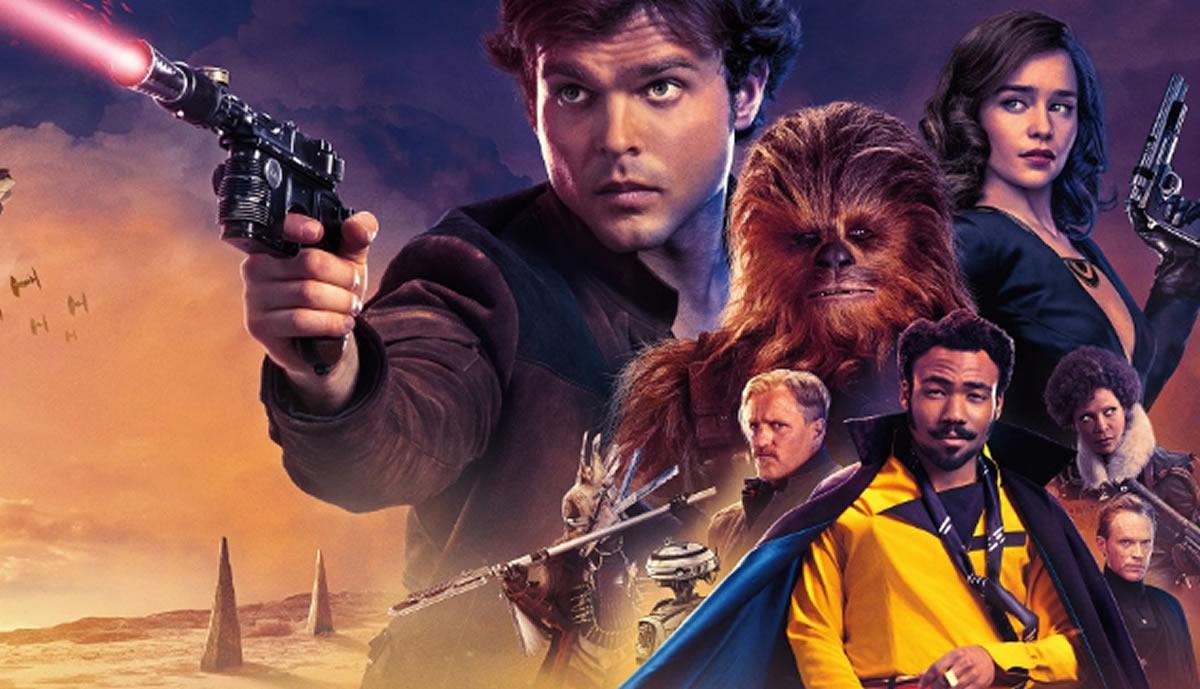 La película de Han Solo, el boicot contra Disney, el universo extendido y GeorgeLucas