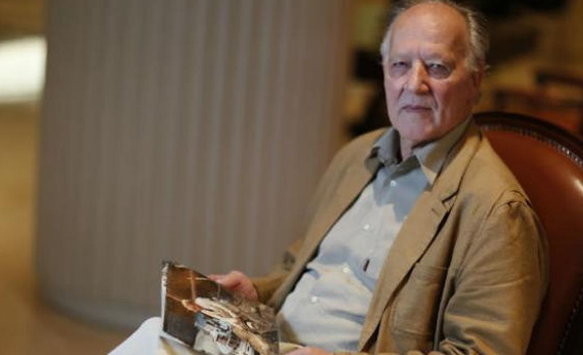 Werner Herzog, el gran cineasta alemán que sigue cautivado por elPerú