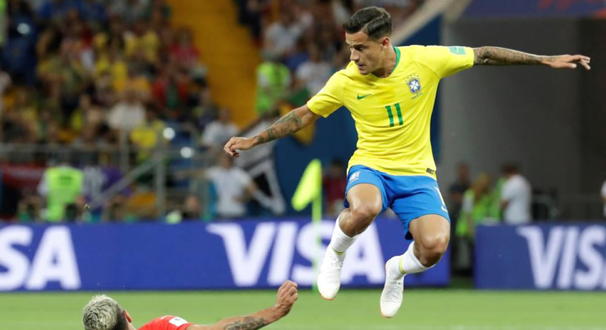 Brasil cede empate con Suiza por demasiadaautosuficiencia