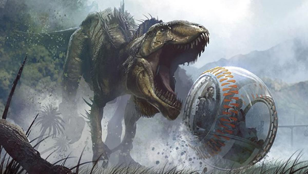 Jurassic World 2 busca devorarse la cartelera(Opinión)
