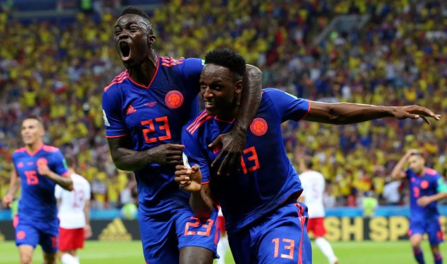 Colombia con oficio retorna al triunfo con goleada aPolonia