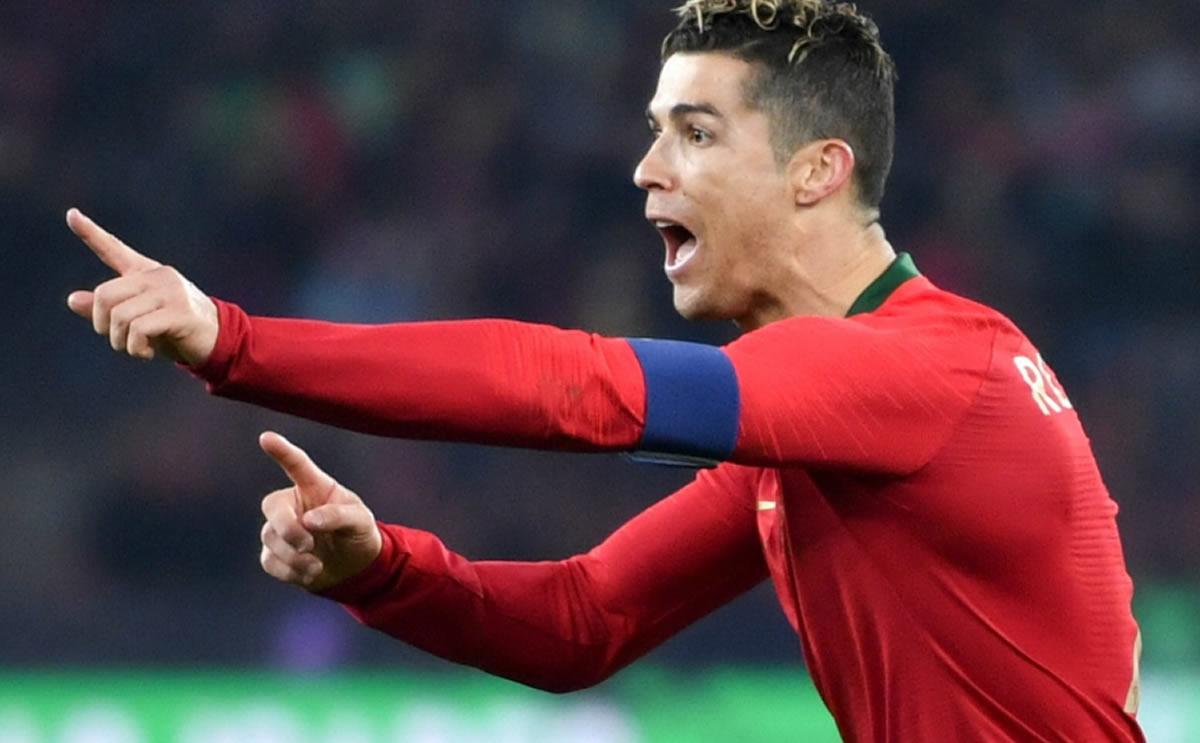 Cristiano Ronaldo juega por el Madrid pero es dePortugal