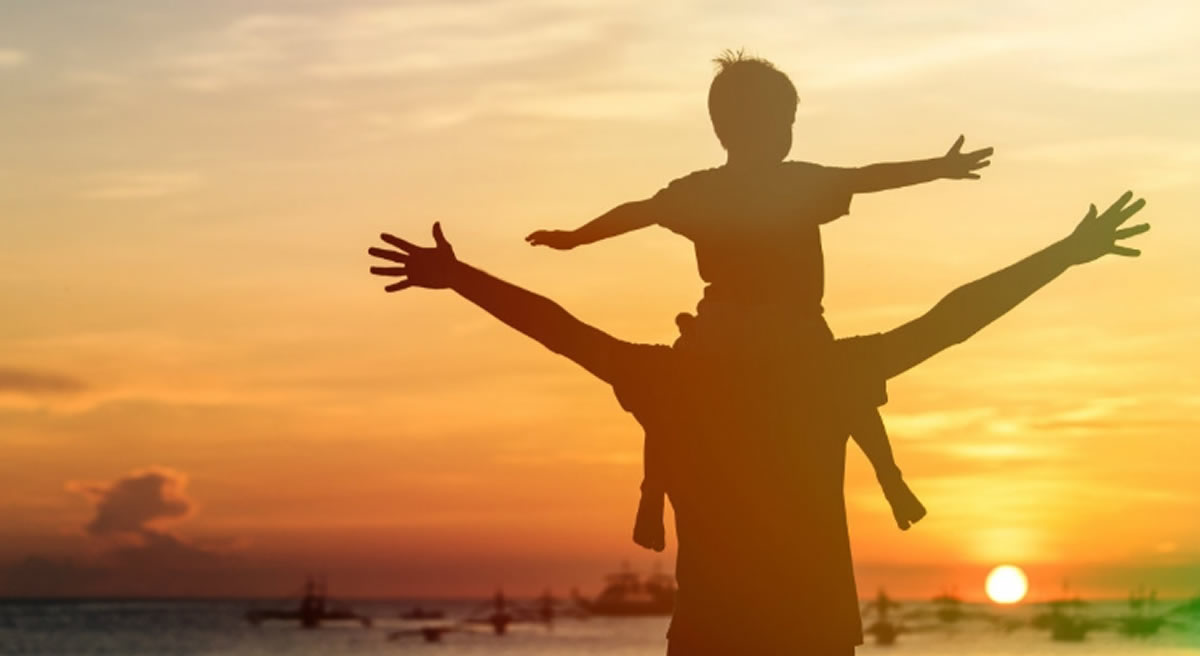 ¡Feliz Día del Padre! A todos mis lectores y el recuerdo de mipapá