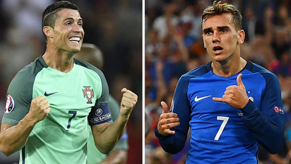 Los cracks de Europa a seguir en este Mundial Rusia2018