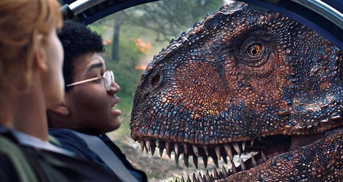 Jurassic World 2: Una secuela más de una saga enextinción