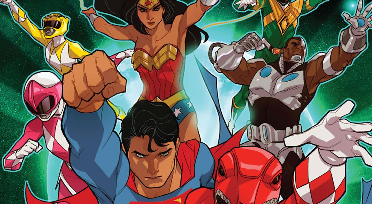 La Liga de la Justicia frente a los Power Rangers(Opinión)