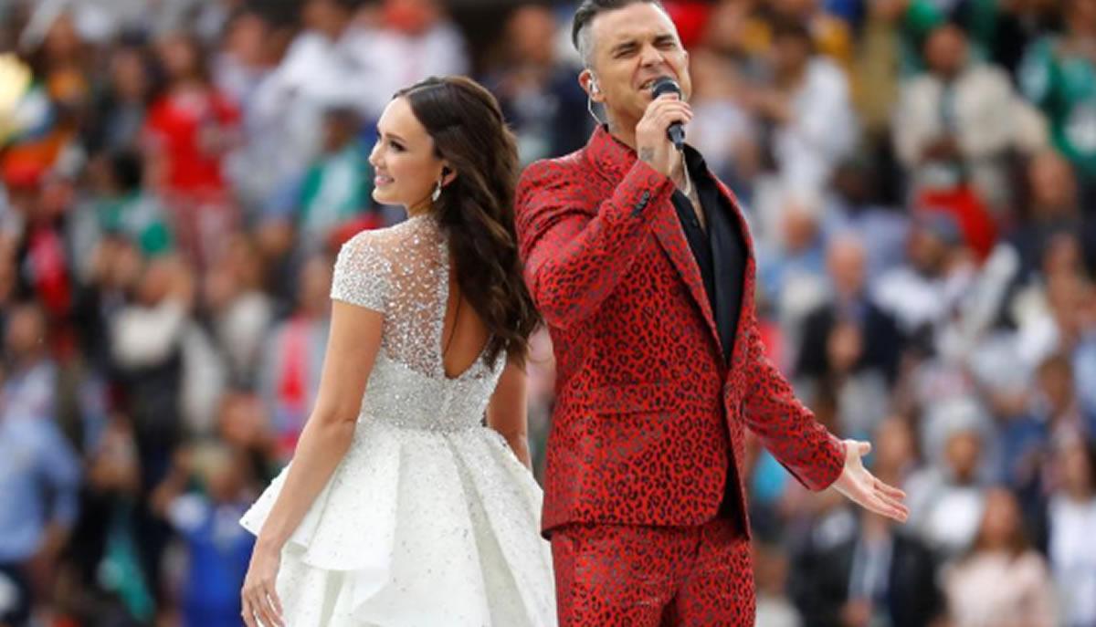Inauguración del Mundial: Yo quería ver al Perú, no a RobbieWilliams