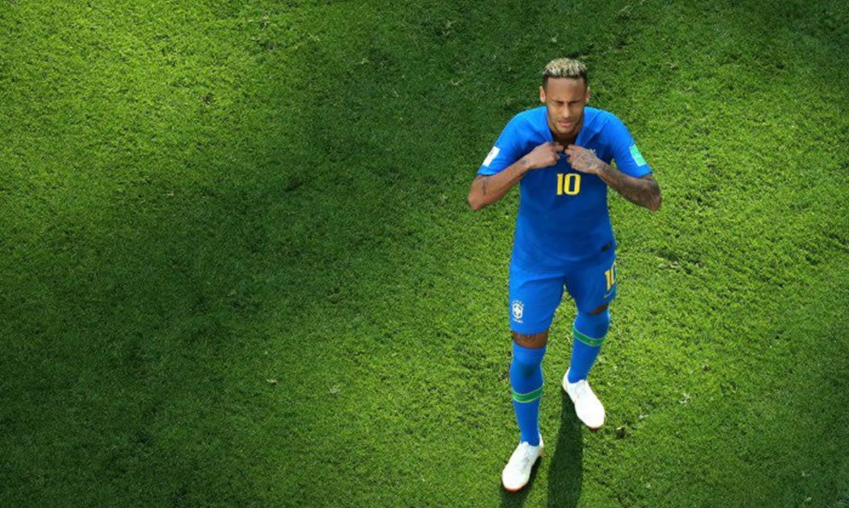 El show de Neymar, Nigeria da la mano aArgentina