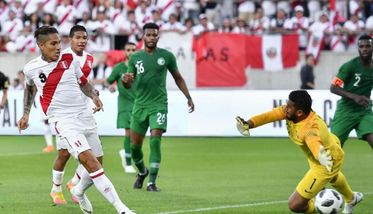 Perú le gana a Arabia Saudita con goles de Paolo Guerrero y André Carrillo (PrimerTiempo/Opinión)