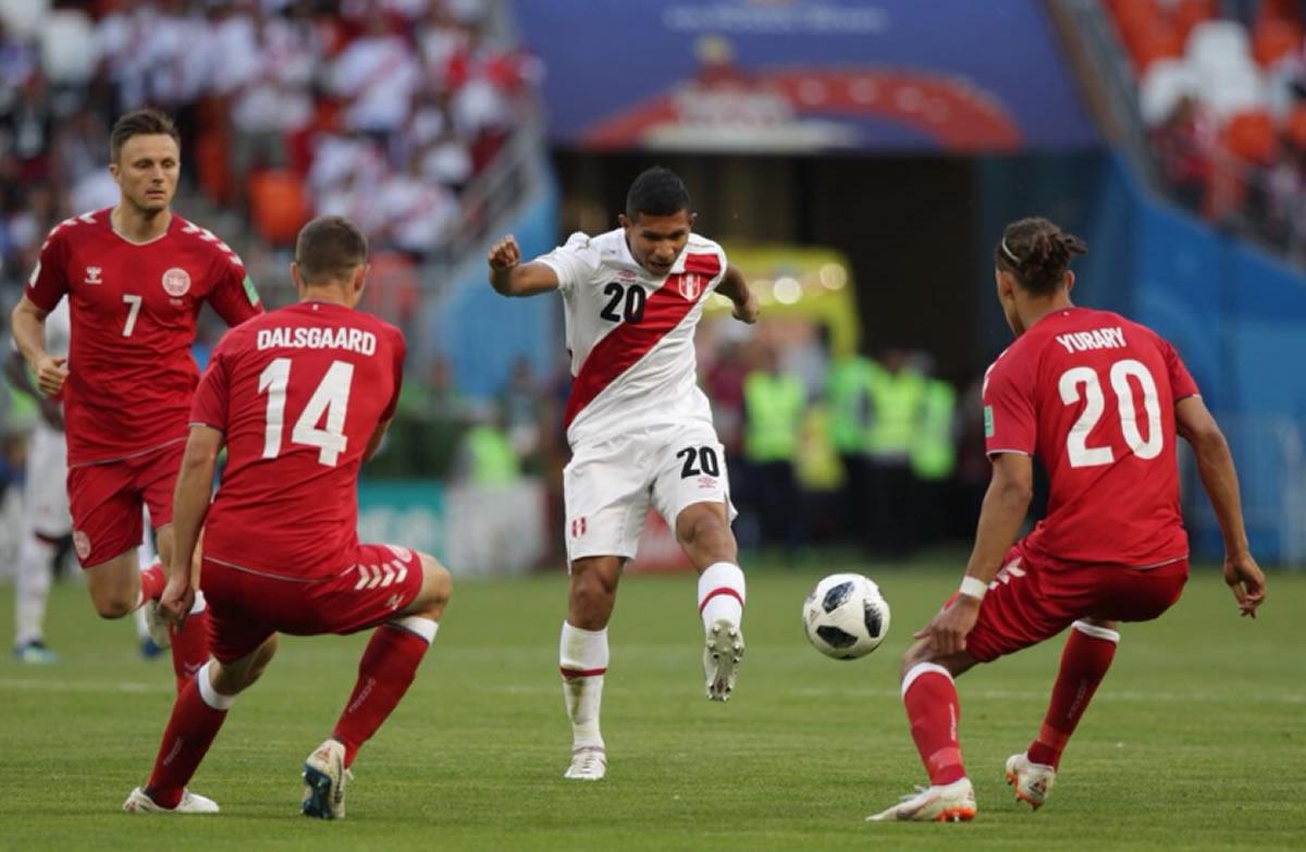 Perú empata, fallamos un penal pero vamos por eltriunfo