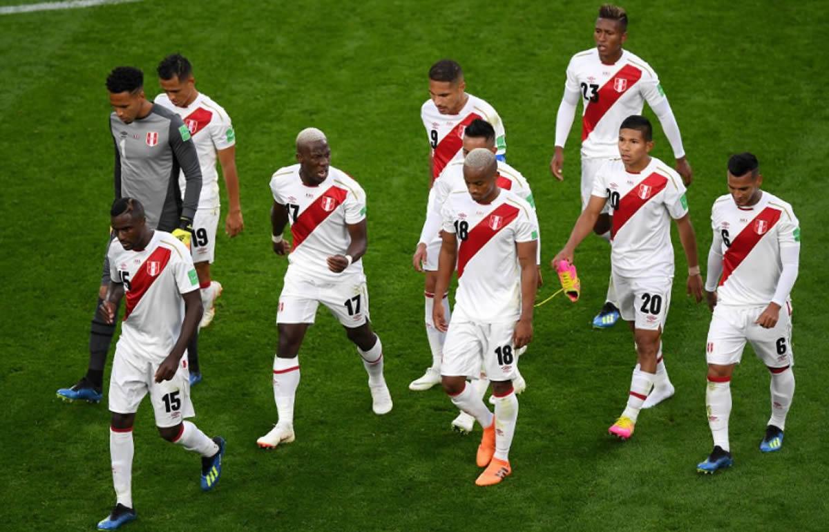Perú eliminado de Rusia 2018, dejamos todo anteFrancia