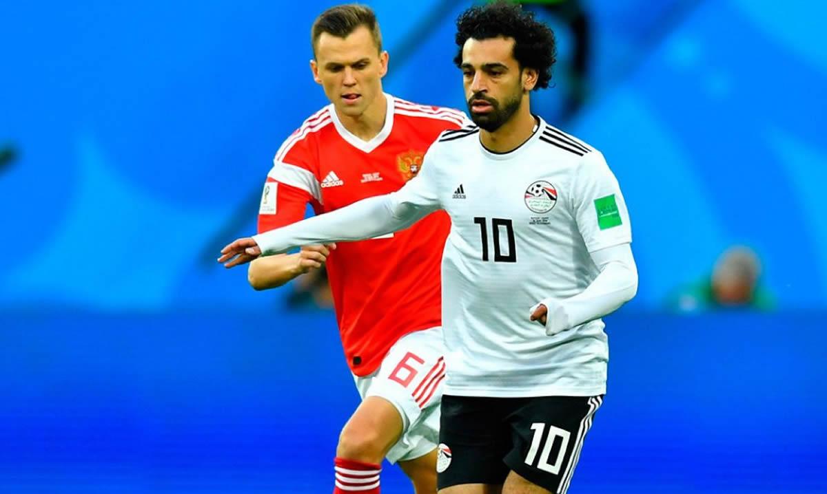 Rusia casi en Octavos, dejó en jaque al Egipto deSalah