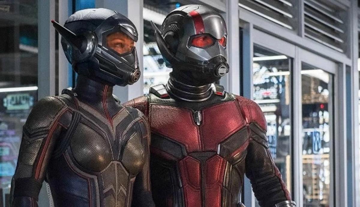 Las fabulosas micro aventuras de Ant-Man y TheWasp