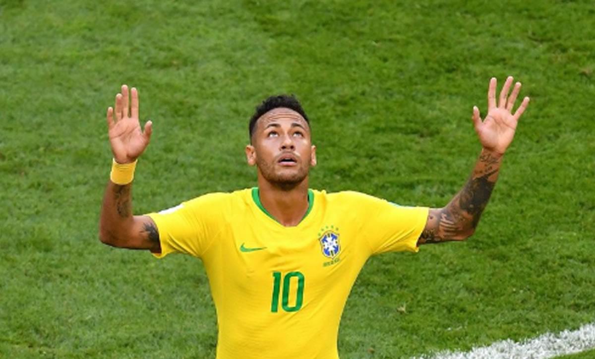 Brasil de la mano de Neymar eliminó aMéxico