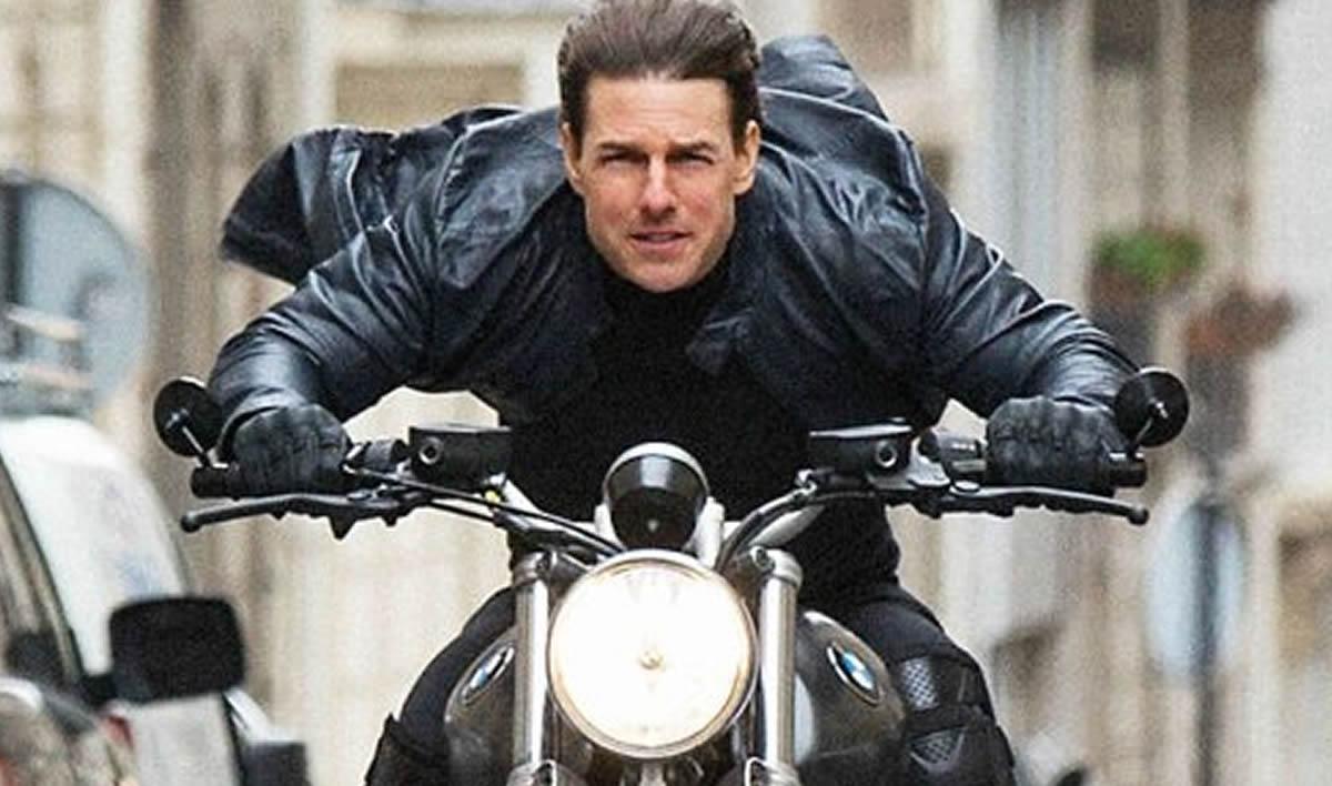 Otra vez Tom Cruise en una MisiónImposible