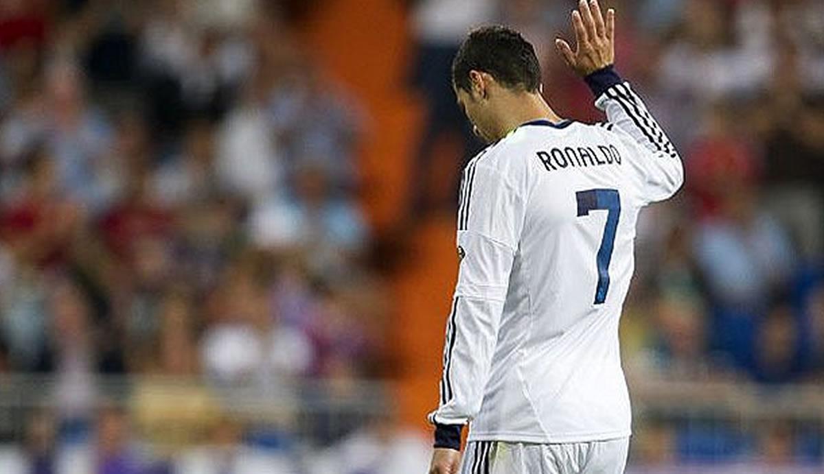 Cristiano Ronaldo se despidió del Real Madrid: El club le diofacilidades