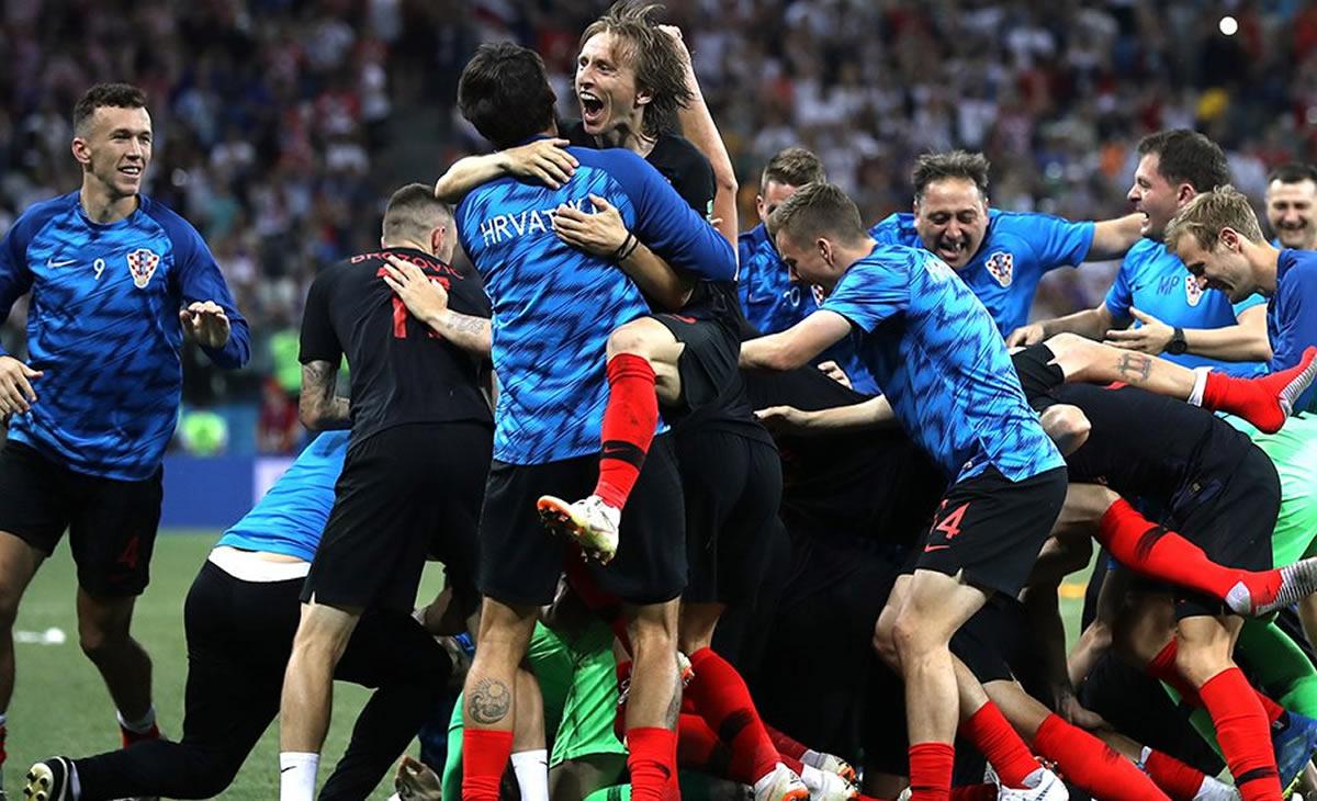 Croacia avanza a Cuartos de Final, a pesar deSchmeichel