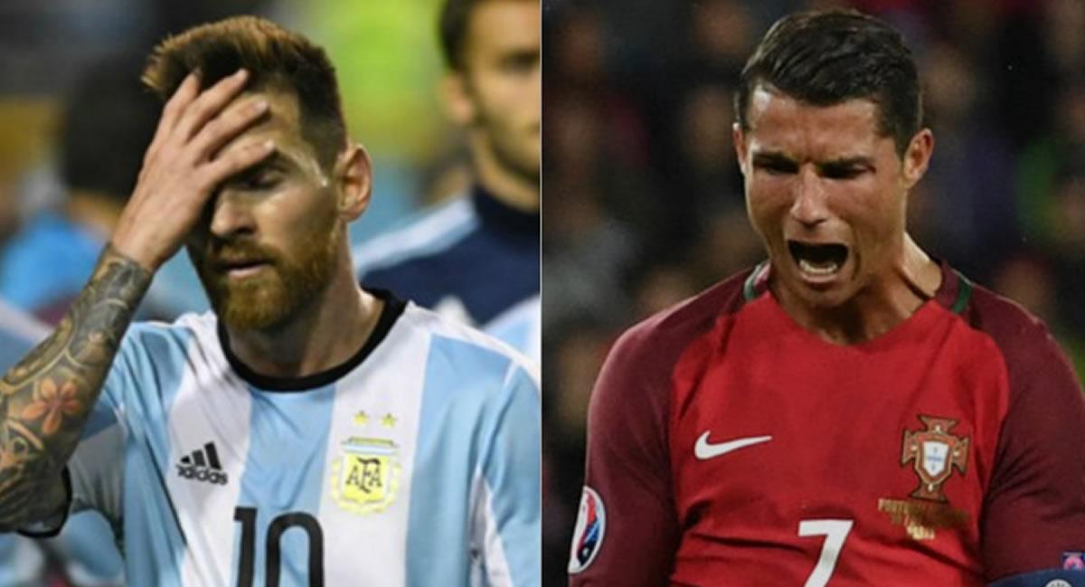 ¿Son Lionel Messi y Cristiano Ronaldo los mejoresfutbolistas?
