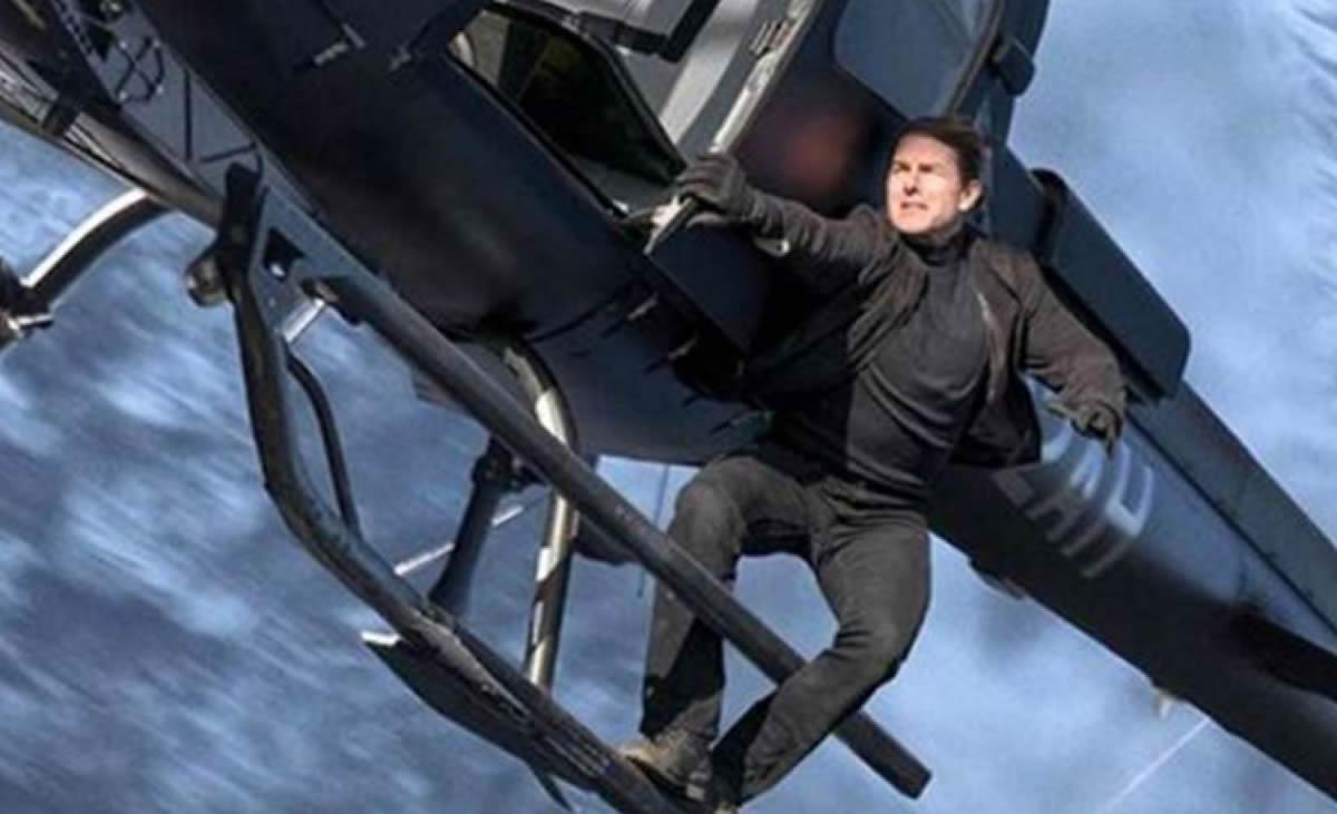 Misión Imposible: Repercusión con Tom Cruise y la mismahistoria