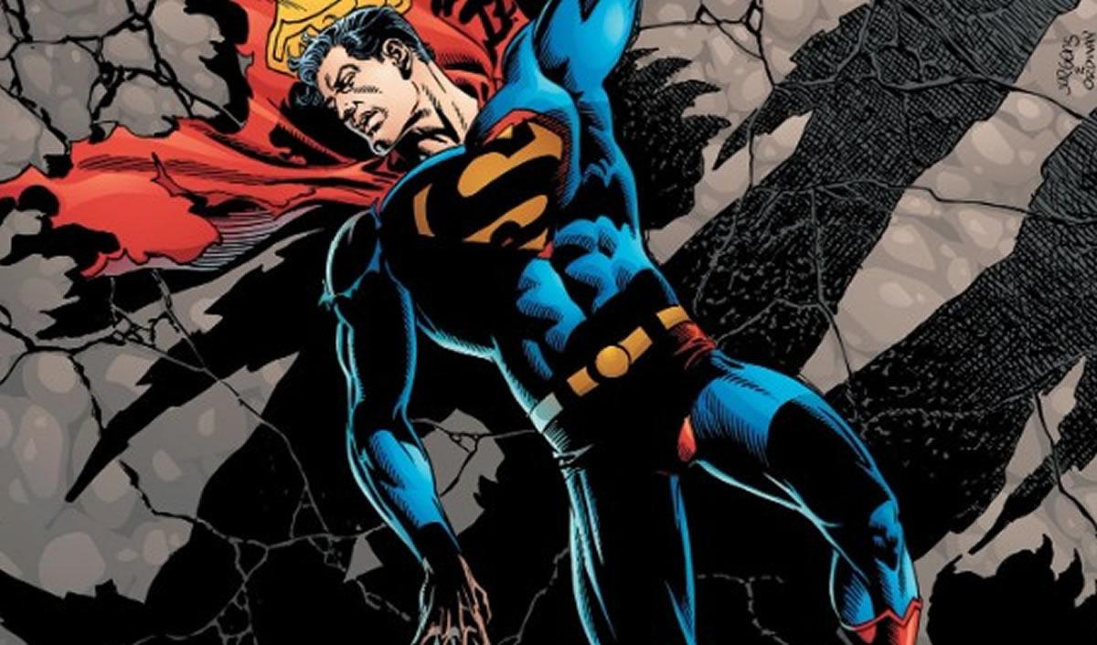 La Muerte de Superman (2018) y Krypton: Dos historias del Hombre deAcero