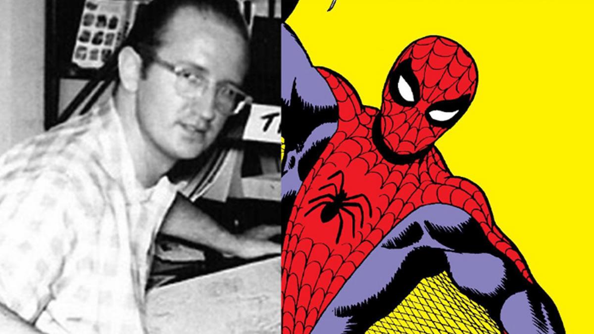 Un reconocimiento a Steve Ditko, uno de los padres deSpider-Man