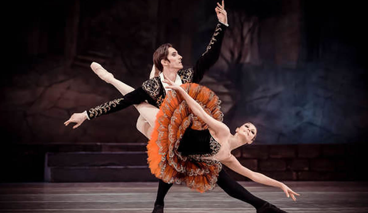 El Ballet Nacional de Ucrania y una noche mágica enPerú
