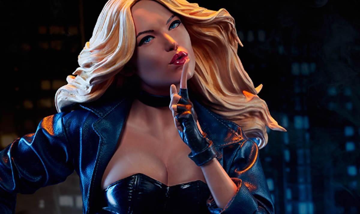 Canario Negro (Black Canary) es mucho más que la novia de GreenArrow
