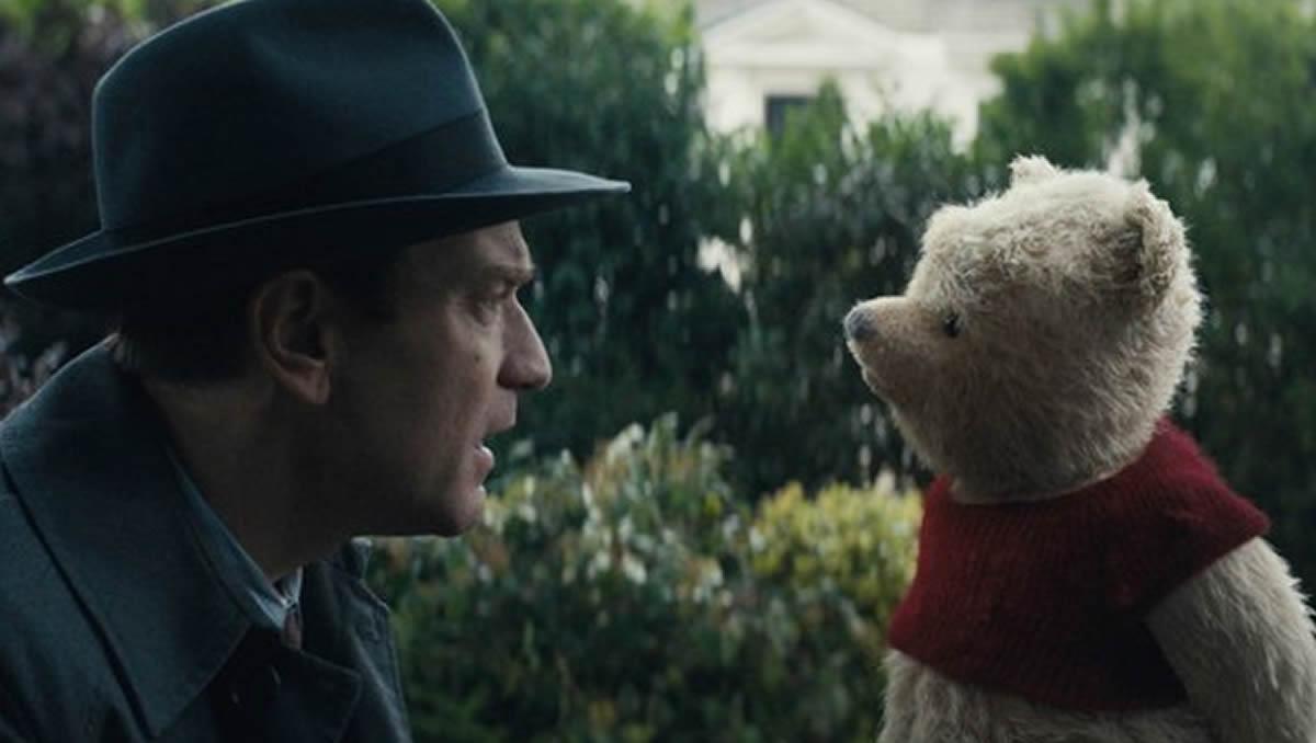 Christopher Robin y Winnie The Pooh, bajo la lupa(Comentario)