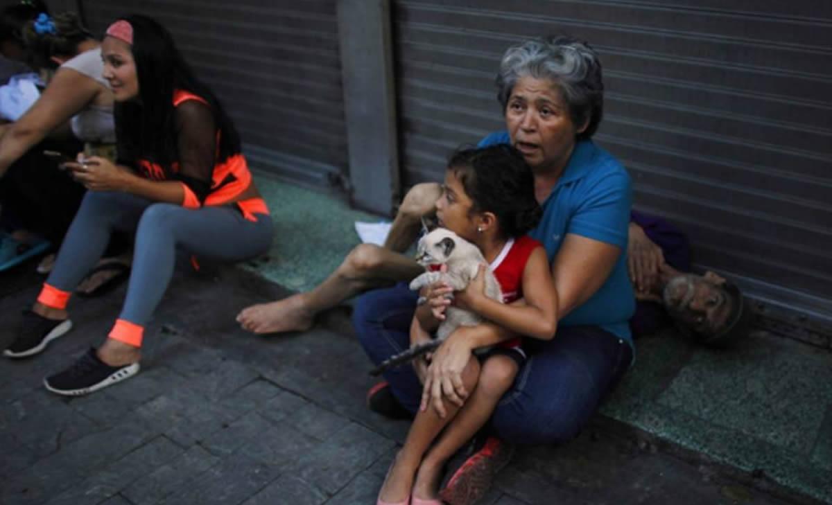La furia de la naturaleza impacta a Venezuela y losEEUU