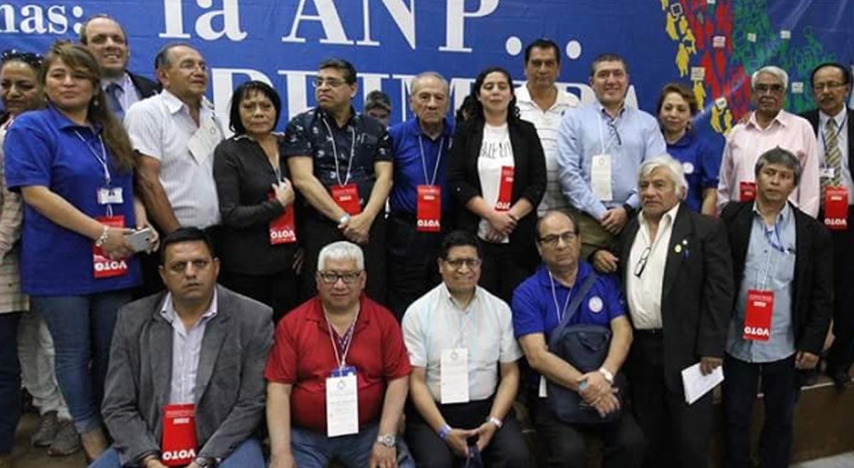 Asociación Nacional de Periodistas del Perú: Asumir una nueva responsabilidad dentro de migremio