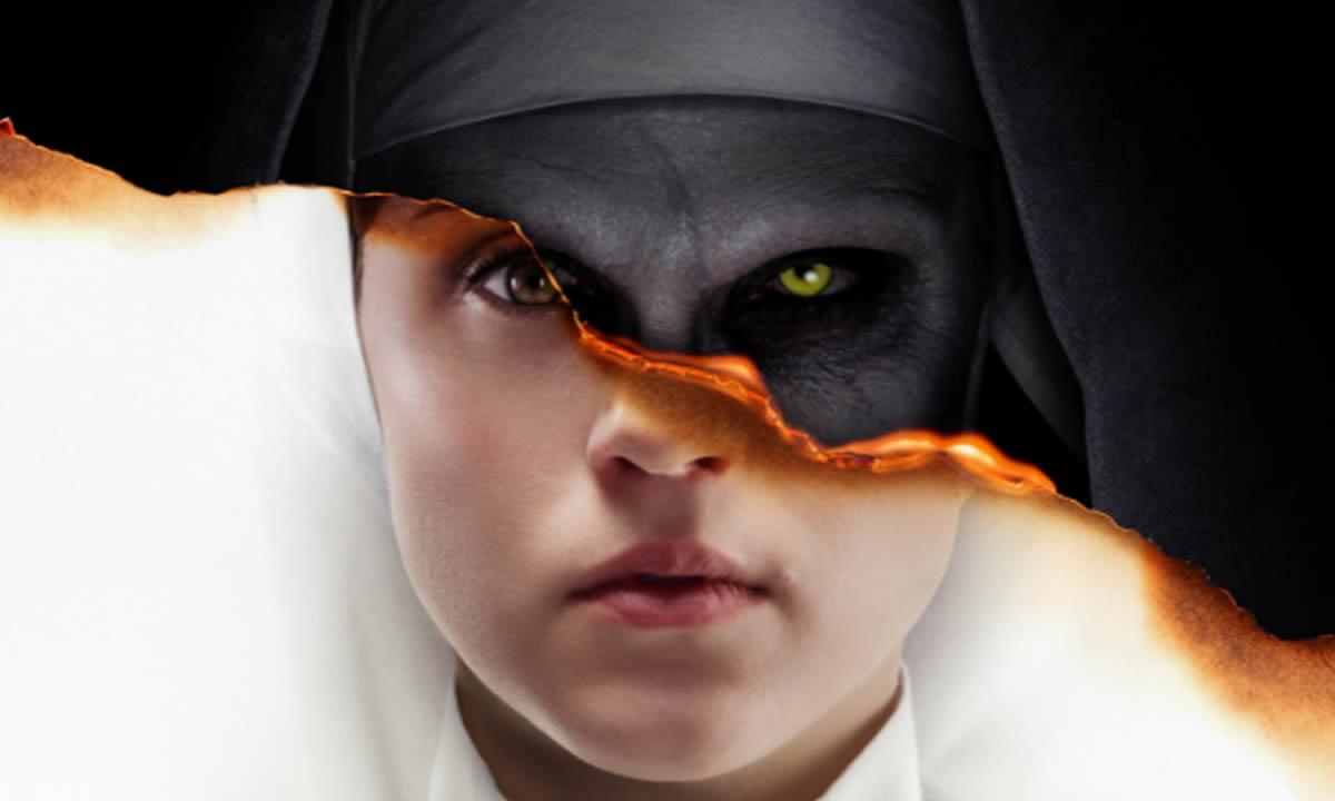La Monja de El Conjuro aterroriza la cartelera (Opinión de losestrenos)