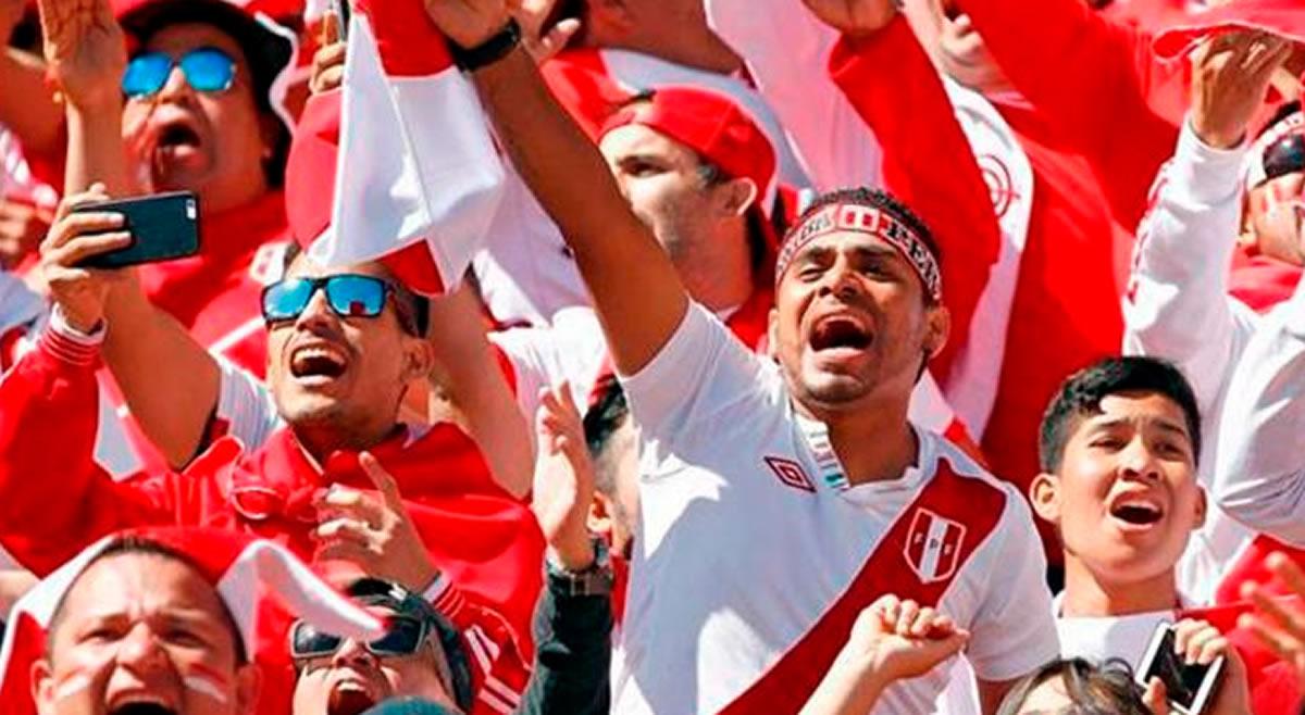 The Best premió a la hinchada peruana en Rusia, pero en el Perú sonviolentos