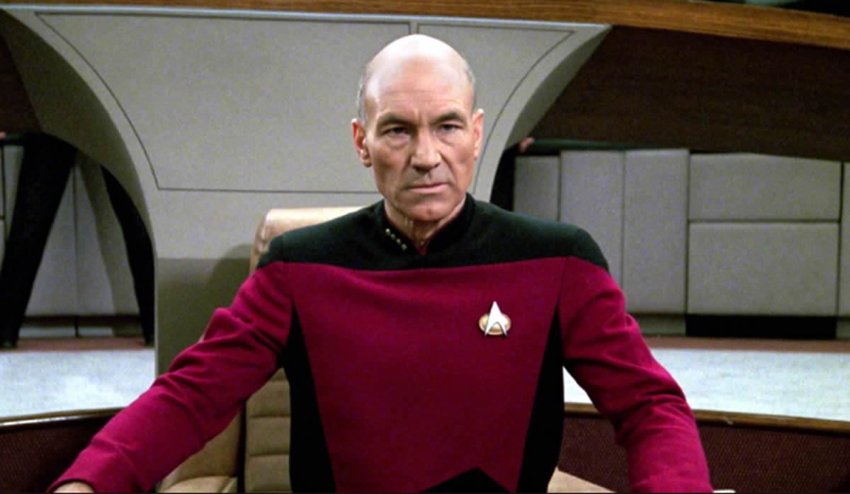 Columna trekkie: El regreso del Capitán Picard y Tarantino en Star Trek4