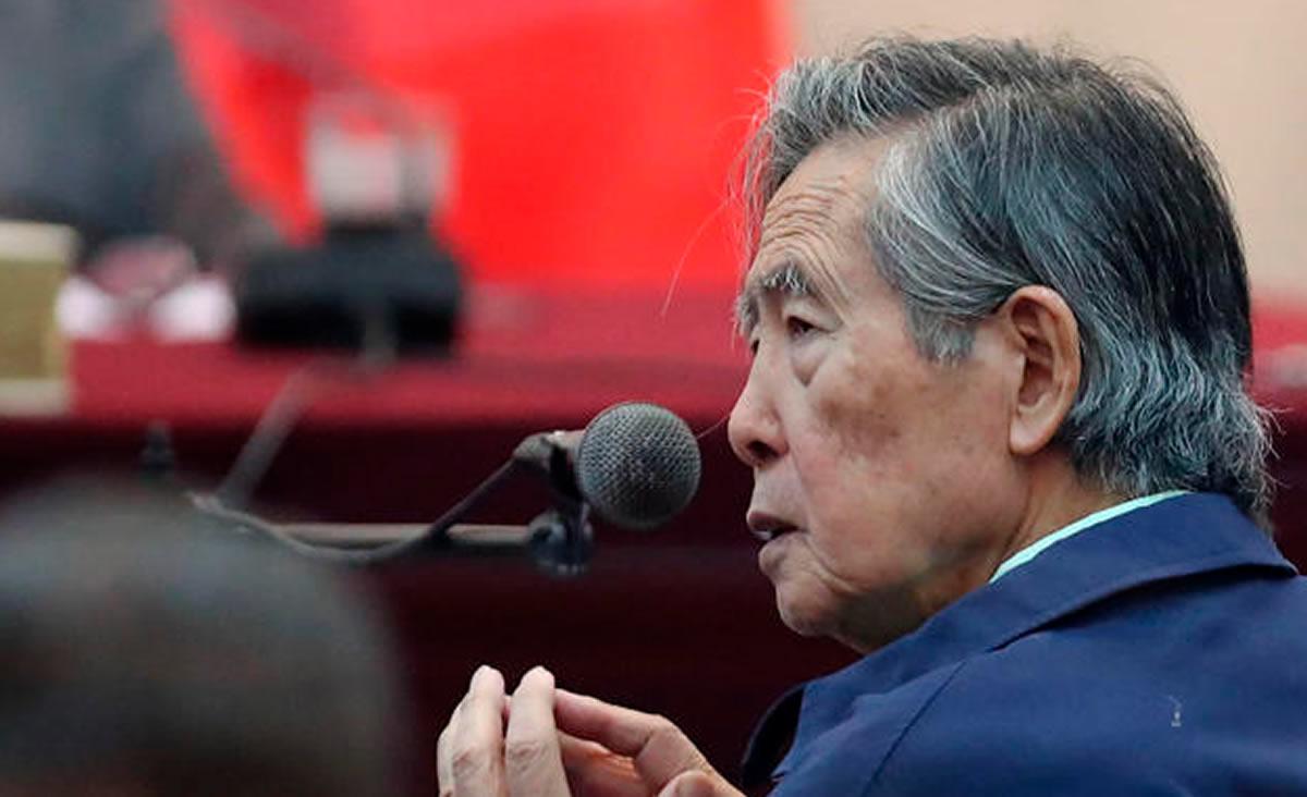 Anulan indulto a Alberto Fujimori: Lo que inicia mal, terminamal