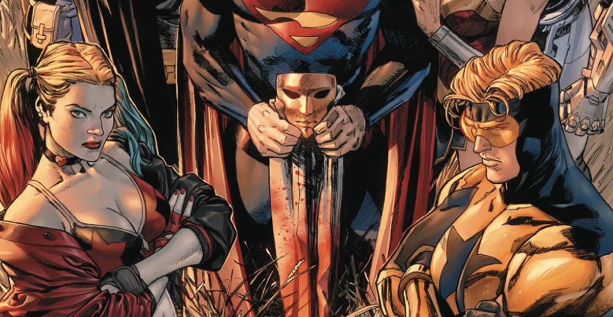 Héroes en Crisis: ¿Booster Gold asesinó a Wally West y RoyHarper?