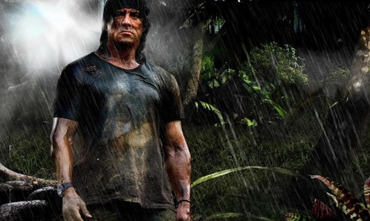 Stallone saca a Rambo del geriátrico para nuevapelícula