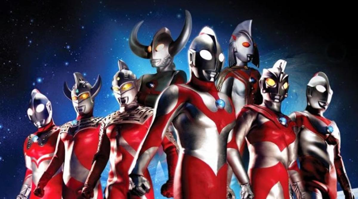 Cultura Pop Asiática: El Tokusatsu, desde Ultraman hasta los PowerRangers