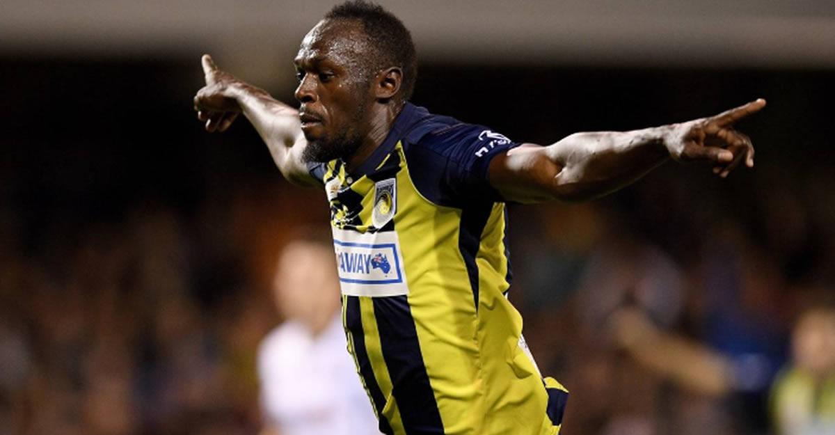 Usain Bolt y la distancia entre ser un crack del fútbol o unapromesa