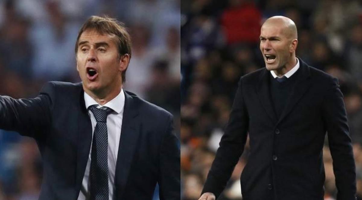 Real Madrid: ¿Por qué se fue Zidane y por qué lo reemplazóLopetegui?