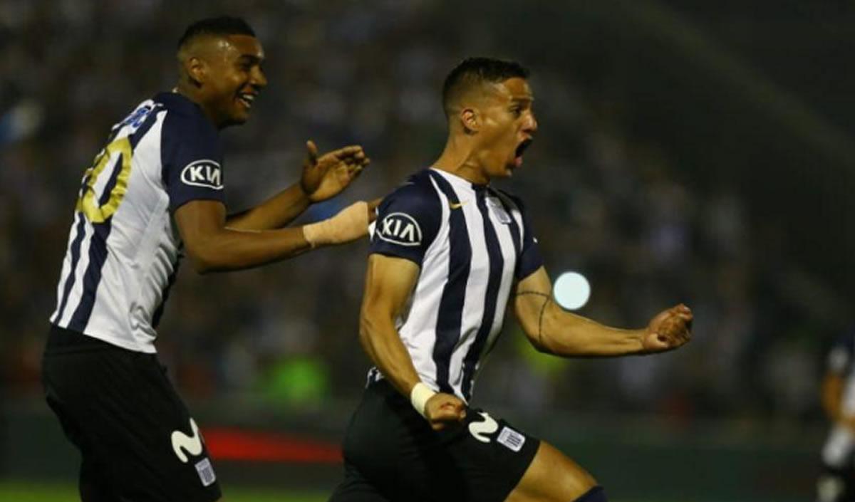 Alianza ganó el clásico a Universitario poniéndose a jugar (2 a1)