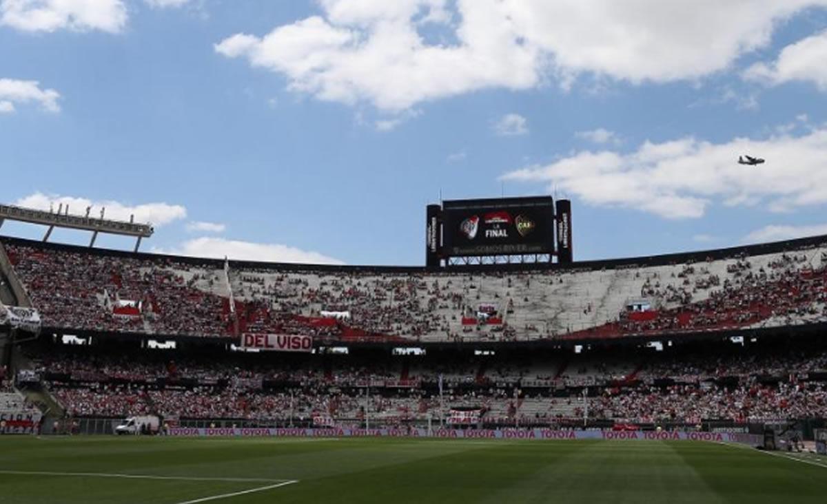 River-Boca más que la final de Libertadores fue el fin delfútbol