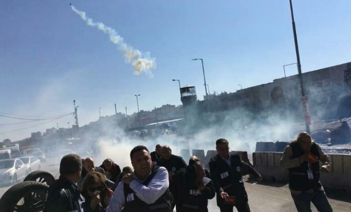 ¿Cómo puede permitir Israel el ataque a un grupo de periodistasinternacional?