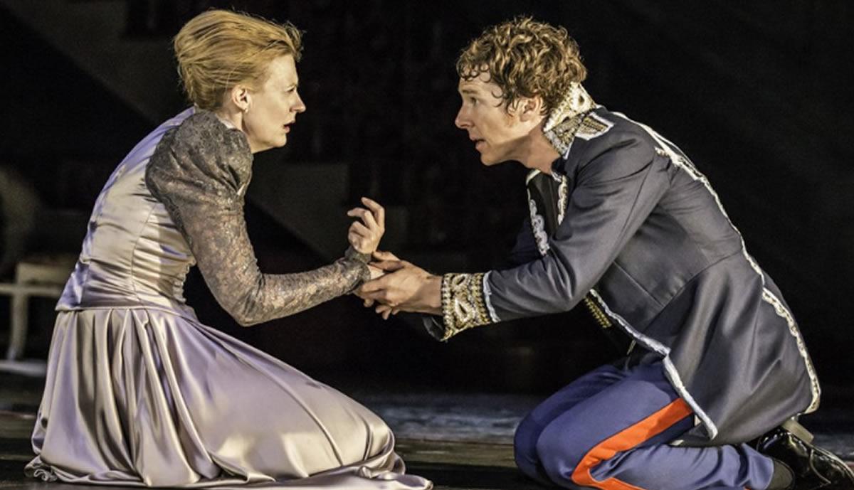 Hamlet con Benedict Cumberbatch y la oportunidad de ver en Perú lo mejor del teatromundial