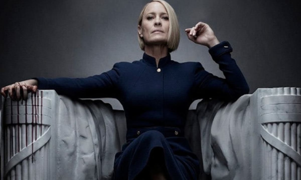 House of Cards con demasiado Frank Underwood y poco feminismo