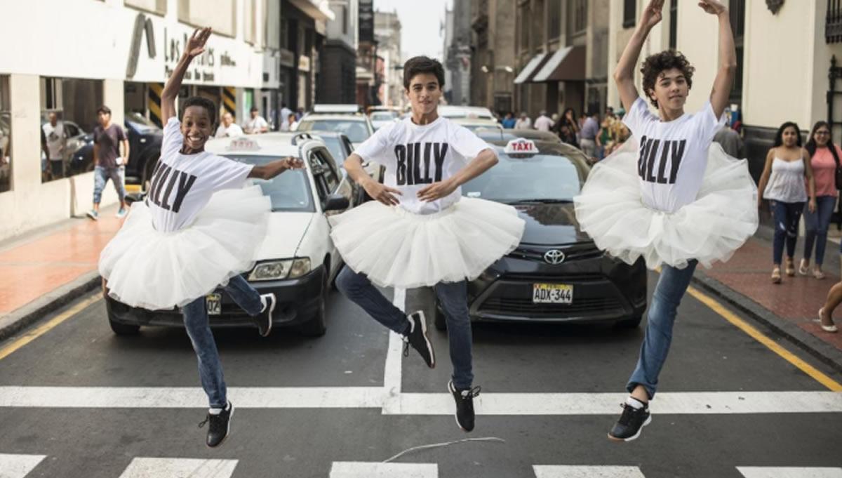 ¿Qué pasó con los Billy Elliotperuanos?