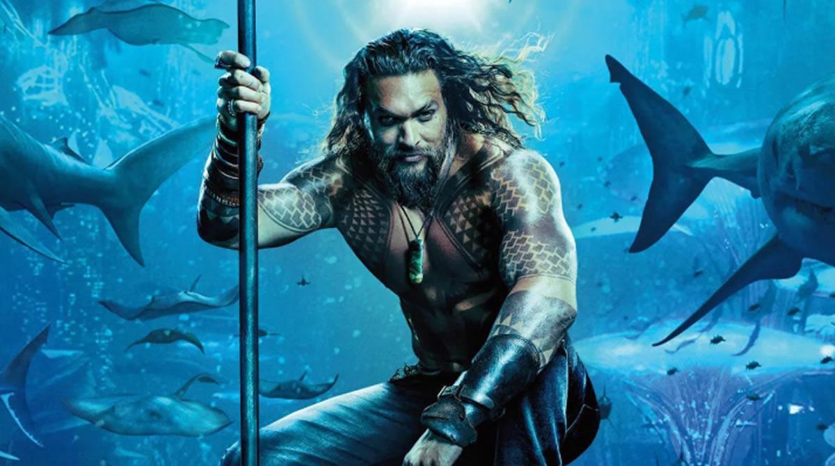 Aquaman compite con Roma, La Vida Misma y Johnson (Análisis deCartelera)