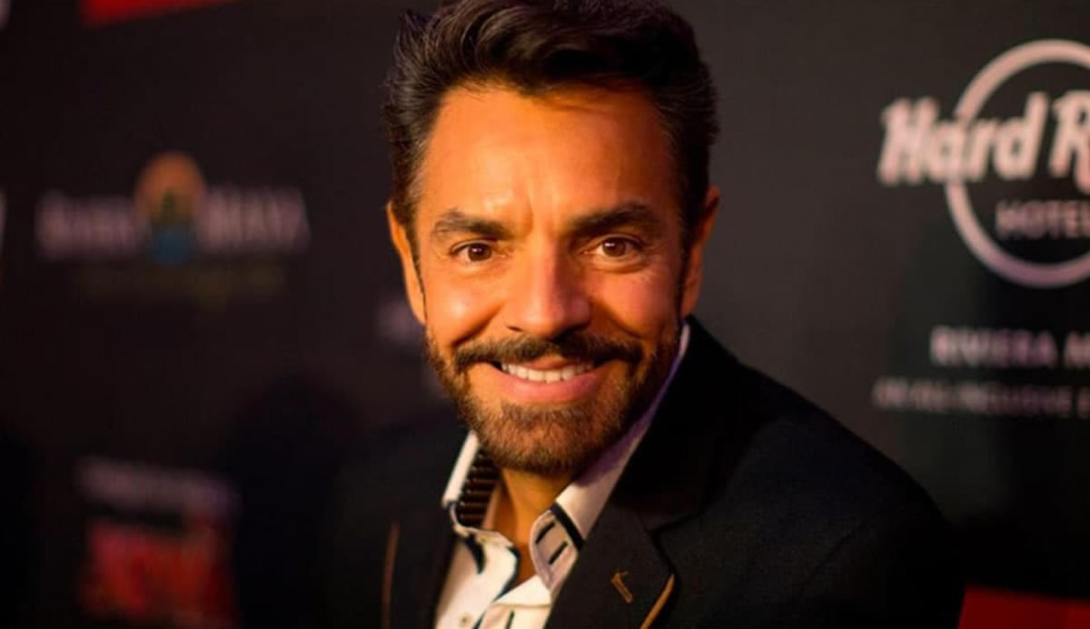 Eugenio Derbez y el reality de los comediantes de Amazon