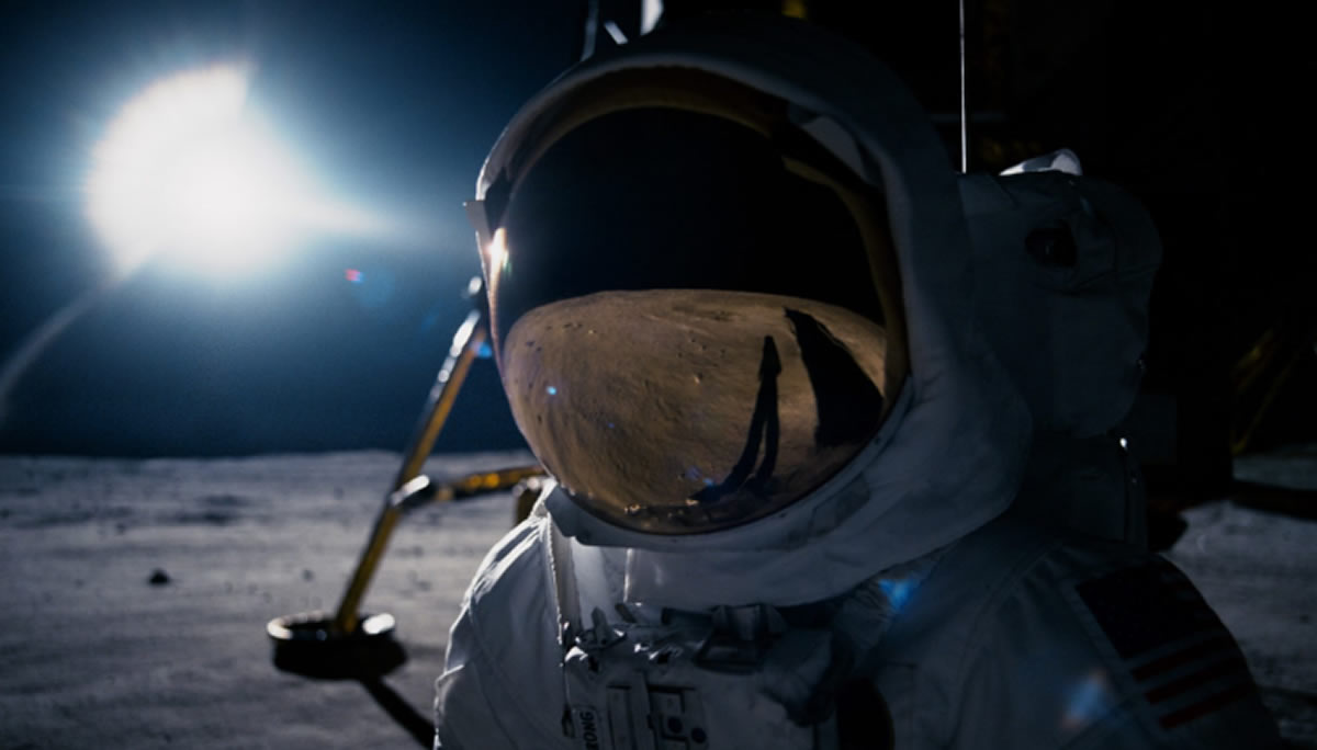 El Primer Hombre en la Luna: Una biopic que no termina deencantar