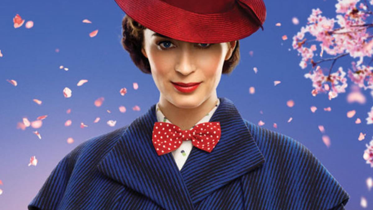 El Regreso de Mary Poppins y el retorno de la magia clásica deDisney