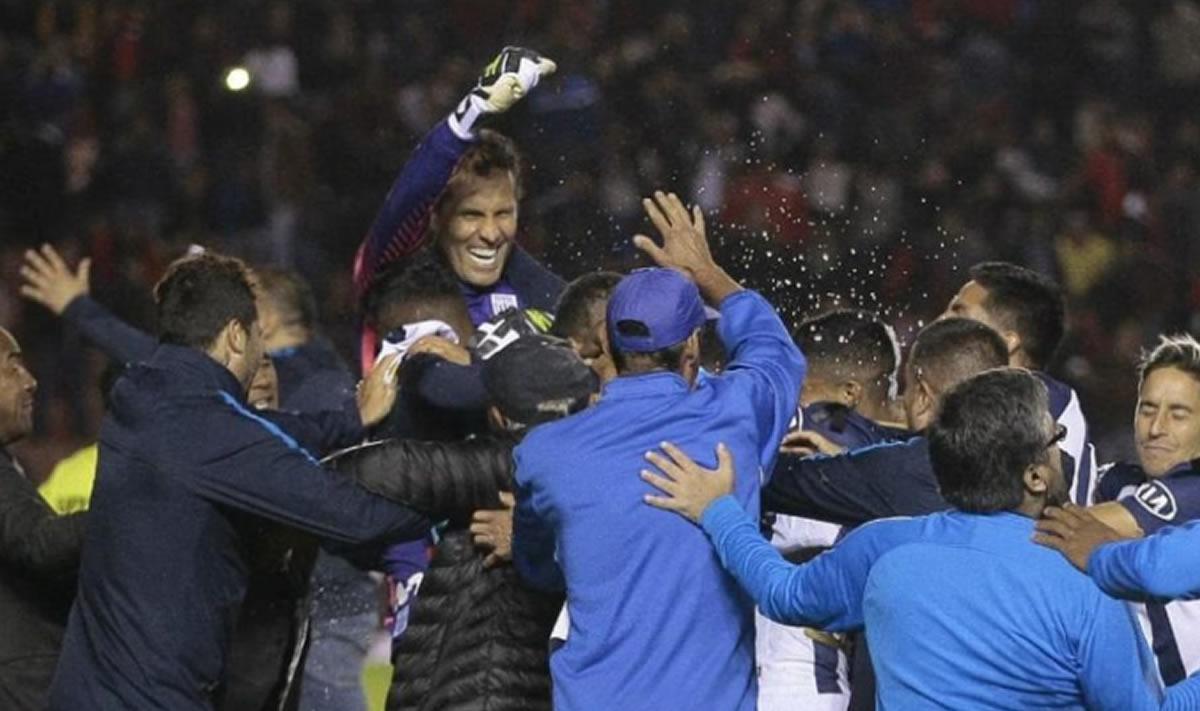 Alianza Lima a la final contra Cristal, venció en penales a Melgar(Opinión)
